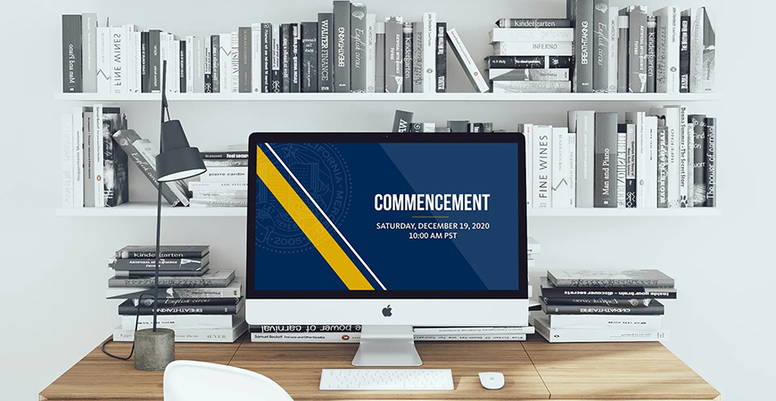 UC Merced's three schools will have their own fall commencement ceremonies broadcast simultaneously, complete with closed captioning in English and Spanish.